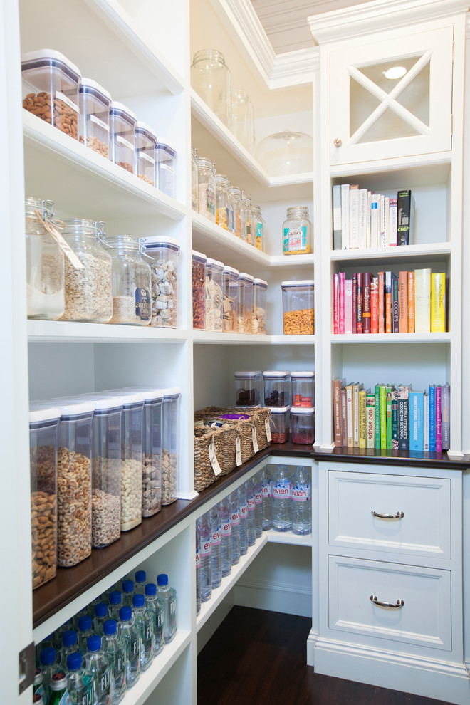 Kitchen , Wonderful  Traditional Kitchen Cabinet Pantry Storage Inspiration : Lovely  Traditional Kitchen Cabinet Pantry Storage Photos