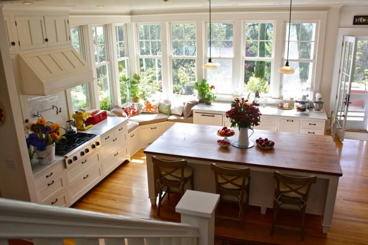 Kitchen , Cool  Traditional Kitchen Cubbard Photo Ideas : Lovely  Traditional Kitchen Cubbard Picture Ideas