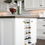 Lovely  Traditional Kitchen Islands with Wine Racks Image Inspiration , Breathtaking  Traditional Kitchen Islands With Wine Racks Photo Ideas In Kitchen Category
