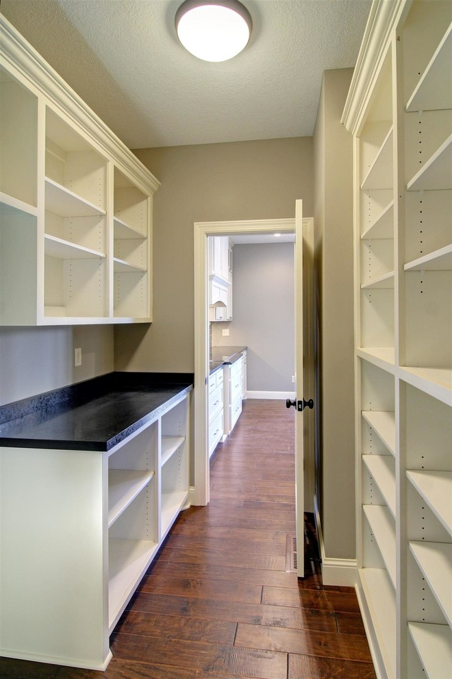 Closet , Breathtaking  Traditional Kitchen Storage Closet Ideas : Lovely  Traditional Kitchen Storage Closet Photos