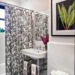 Lovely  Traditional Shower Curtains for Small Bathrooms Photo Ideas , Lovely  Traditional Shower Curtains For Small Bathrooms Image Ideas In Bathroom Category