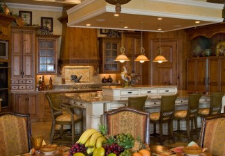 660x990px Fabulous  Traditional Tuscan Style Kitchen  Image Picture in Kitchen