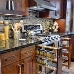 Lovely  Traditional Verde Butterfly Granite Countertops Photos , Beautiful  Traditional Verde Butterfly Granite Countertops Image In Kitchen Category