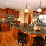 Lovely  Traditional Verde Butterfly Granite Countertops Picture Ideas , Beautiful  Traditional Verde Butterfly Granite Countertops Image In Kitchen Category