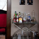 Lovely  Traditional Vintage Bar Carts Photo Ideas , Charming  Contemporary Vintage Bar Carts Inspiration In Spaces Category