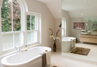 660x990px Beautiful  Transitional Bathroom Window Curtains Target Image Inspiration Picture in Bathroom