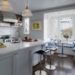 Lovely  Transitional Breakfast Nook Stools Photos , Fabulous  Contemporary Breakfast Nook Stools Image Inspiration In Kitchen Category