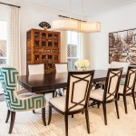 Dining Room , Wonderful  Transitional Dining Room Furniture Chairs Photos : Lovely  Transitional Dining Room Furniture Chairs Image