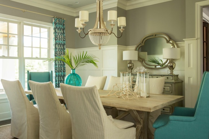 Dining Room , Cool  Modern Dinning Table Chairs Picture : Lovely  Transitional Dinning Table Chairs Photo Inspirations