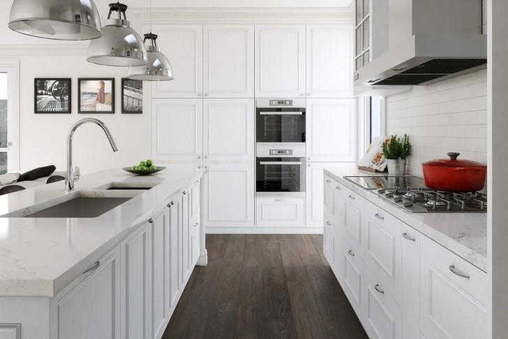 Kitchen , Wonderful  Victorian Home Kitchen Cabinets Image : Lovely  Victorian Home Kitchen Cabinets Picture
