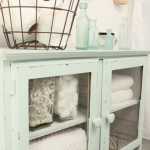 Small Freestanding Bathroom Cupboard Shabby Chic , Small Freestanding Bathroom Cupboard Traditional In Bathroom Category