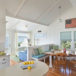 Stunning  Beach Style Kitchen Table Small Space Image Ideas , Fabulous  Contemporary Kitchen Table Small Space Photos In Kitchen Category