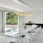 Stunning  Contemporary All Glass Dining Room Table Picture Ideas , Gorgeous  Industrial All Glass Dining Room Table Photos In Dining Room Category