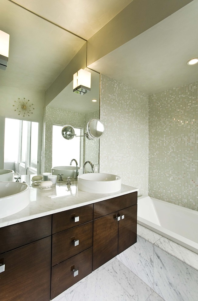 Bathroom , Breathtaking  Contemporary Custom Vanities Online Inspiration : Stunning  Contemporary Custom Vanities Online Image