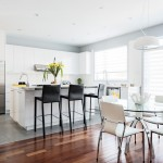 Stunning  Contemporary Kitchen with Breakfast Nook Photos , Cool  Traditional Kitchen With Breakfast Nook Inspiration In Family Room Category