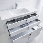 Stunning  Contemporary Sink Consoles for Small Bathrooms Photos , Charming  Contemporary Sink Consoles For Small Bathrooms Photo Inspirations In Bathroom Category