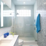 Stunning  Contemporary Soaking Tub in Small Bathroom Picute , Gorgeous  Modern Soaking Tub In Small Bathroom Picture Ideas In Bathroom Category