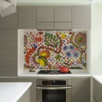 Stunning  Eclectic Cheap Kitchen Backsplash  Photo Ideas , Charming  Contemporary Cheap Kitchen Backsplash  Image Ideas In Kitchen Category