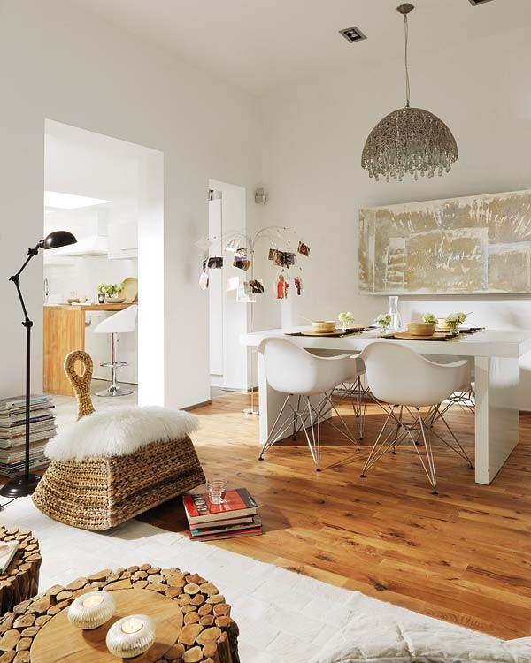 600x750px Gorgeous  Eclectic Ikea Oak Countertops Picture Picture in Dining Room