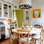 Stunning  Eclectic Kitchen Chairs and Tables Ideas , Fabulous  Eclectic Kitchen Chairs And Tables Picture Ideas In Spaces Category