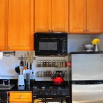 Stunning  Eclectic Small Kitchen Rack Image Ideas , Lovely  Eclectic Small Kitchen Rack Photo Ideas In Kitchen Category