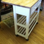 Stunning  Farmhouse Rolling Butcher Block Cart Picture Ideas , Beautiful  Farmhouse Rolling Butcher Block Cart Inspiration In Kitchen Category