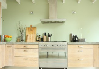 990x628px Beautiful  Industrial Custom Ikea Cabinets Photo Ideas Picture in Kitchen