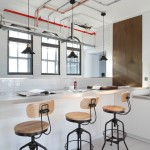 Stunning  Industrial Kitchen Utility Stools Picture Ideas , Lovely  Modern Kitchen Utility Stools Photo Ideas In Kitchen Category