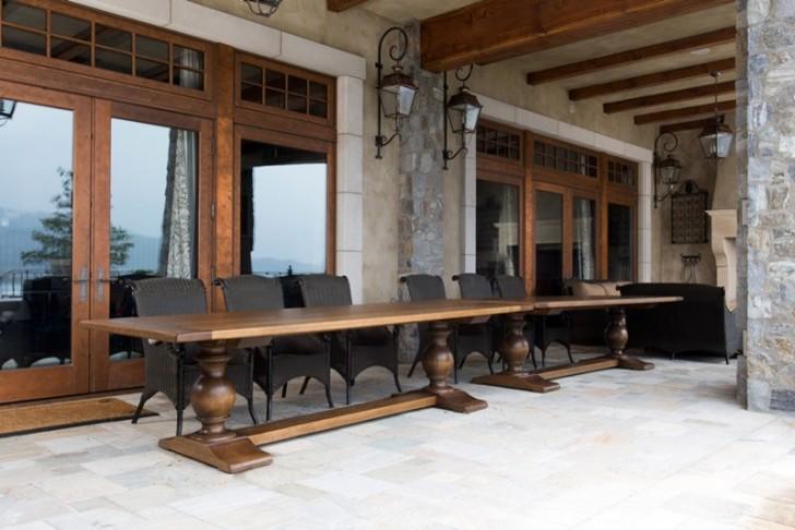 Exterior , Awesome  Mediterranean Furniture Woodworks Image Inspiration : Stunning  Mediterranean Furniture Woodworks Picture Ideas