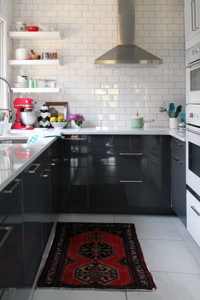 Kitchen , Breathtaking  Midcentury Kitchen Sets Ikea Inspiration : Stunning  Midcentury Kitchen Sets Ikea Image