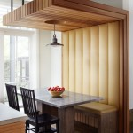Stunning  Modern Corner Booth Dining Table Image Inspiration , Breathtaking  Transitional Corner Booth Dining Table Inspiration In Kitchen Category