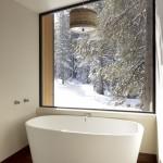 Stunning  Modern Deep Soaking Bathtubs for Small Bathrooms Image Inspiration , Beautiful  Beach Style Deep Soaking Bathtubs For Small Bathrooms Picute In Bathroom Category