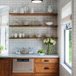 Stunning  Rustic Rolling Kitchen Shelves Picture , Stunning  Midcentury Rolling Kitchen Shelves Image In Kitchen Category