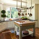 Stunning  Traditional Island Pot Rack Picture , Breathtaking  Traditional Island Pot Rack Photos In Kitchen Category