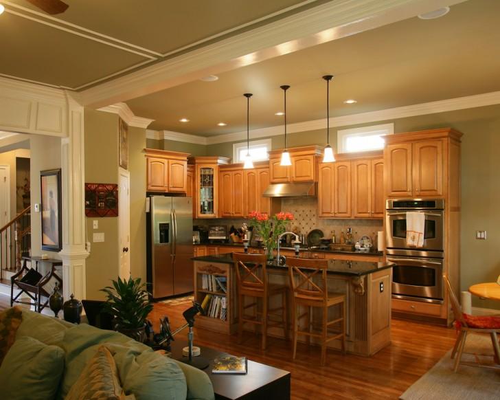 Kitchen , Wonderful  Traditional Kitchen Cabintets Ideas : Stunning  Traditional Kitchen Cabintets Image Inspiration