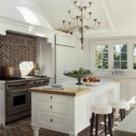 Stunning  Traditional Kitchen Islands Cabinets Photos , Beautiful  Beach Style Kitchen Islands Cabinets Image In Kitchen Category