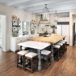 Stunning  Traditional Kitchen Table Butcher Block Photo Ideas , Stunning  Traditional Kitchen Table Butcher Block Ideas In Kitchen Category