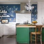 Stunning  Traditional Kitchen Wallpaper Border  Photo Inspirations , Stunning  Contemporary Kitchen Wallpaper Border  Ideas In Kitchen Category