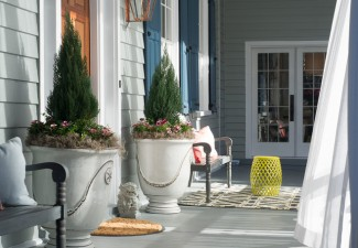 658x990px Lovely  Traditional Unpainted Furniture Delaware Image Ideas Picture in Porch