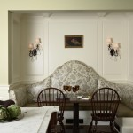Stunning  Traditional Upholstered Kitchen Nooks Image Inspiration , Beautiful  Contemporary Upholstered Kitchen Nooks Inspiration In Dining Room Category