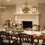 Stunning  Transitional Large Dining Room Set Image Ideas , Awesome  Contemporary Large Dining Room Set Image Inspiration In Dining Room Category