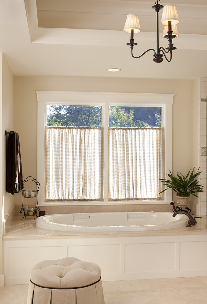 674x990px Traditional Curtains For The Bathroom Window Picture in Bathroom