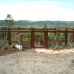 Traditional Fenced Garden Designs , Traditional Fenced Garden Designs In Landscape Category