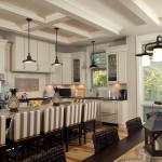 Kitchen , Cool  Traditional Kitchen High Chairs Inspiration : Wonderful  Beach Style Kitchen High Chairs Photo Inspirations