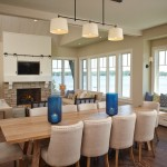 Wonderful  Beach Style Kitchen Table and Chair Set Photo Inspirations , Charming  Beach Style Kitchen Table And Chair Set Photo Inspirations In Dining Room Category