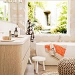 Wonderful  Contemporary Bathroom Curtains Walmart Picture Ideas , Fabulous  Farmhouse Bathroom Curtains Walmart Image Inspiration In Bathroom Category