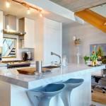 Wonderful  Contemporary Black Impala Granite Countertops Photo Ideas , Lovely  Traditional Black Impala Granite Countertops Image Ideas In Kitchen Category