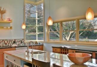 742x990px Breathtaking  Contemporary Butcher Block Cabinets Ideas Picture in Kitchen