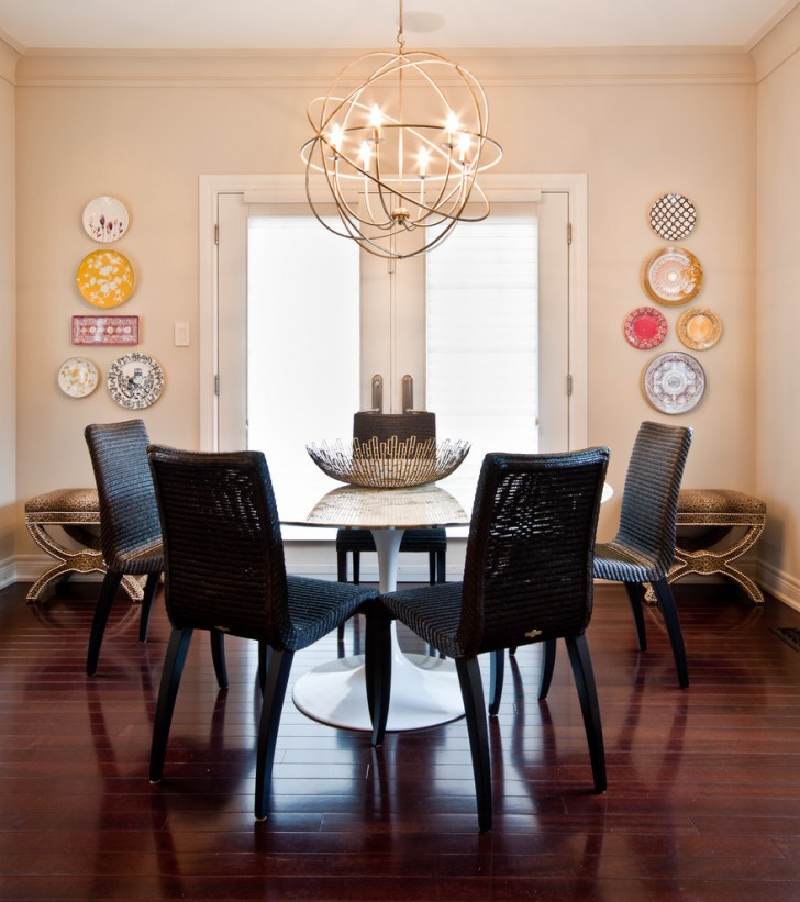Dining Room , Awesome  Contemporary Crate And Barrel Dining Room Sets Photos : Wonderful  Contemporary Crate and Barrel Dining Room Sets Inspiration