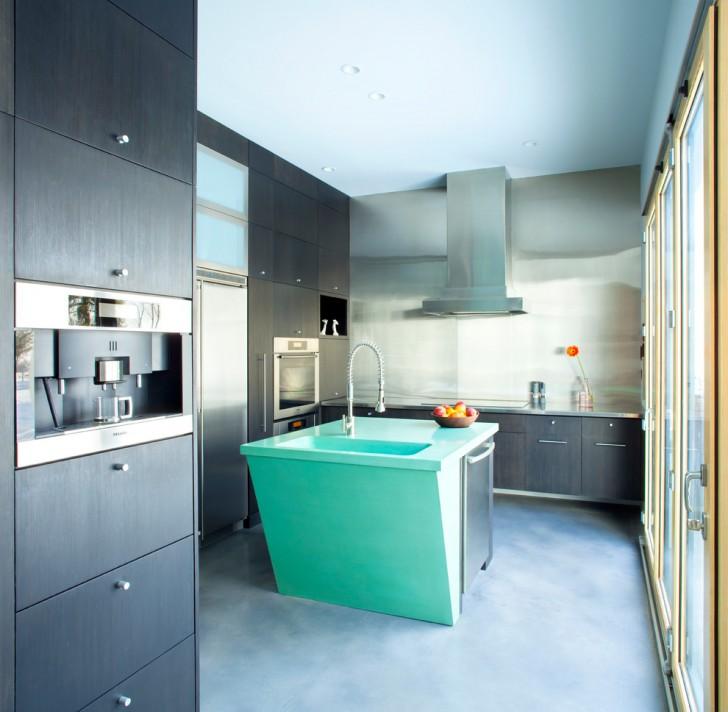 Kitchen , Stunning  Contemporary Custom Kitchen Cabinet Designs Photo Ideas : Wonderful  Contemporary Custom Kitchen Cabinet Designs Photos
